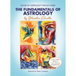 fundamentals of astrology oracle card set